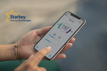 Starkey Hearing Technologies Introduces World's First Hearing Aid With Integrated Sensors and Artificial Intelligence