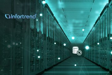 CIO Review Magazine Named Infortrend as One of Top 10 Most Promising Storage Solution Providers