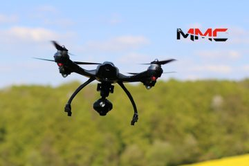 MMC Held Conference to Launch a Whole Range of Drone Products and Announce Strategic Cooperations