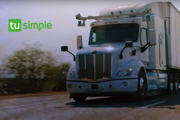 TuSimple Building Safest Self-Driving Truck with 1,000 Meter Perception Range