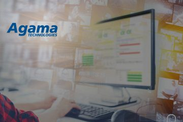 Agama introduces self-learning AI Anomaly Detection – enhancing situational awareness for video service providers
