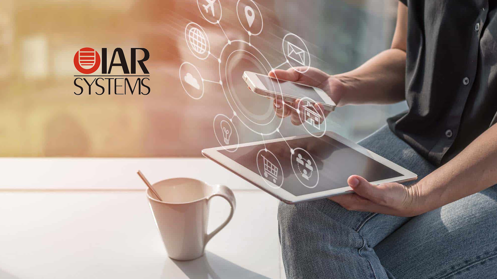 IAR Systems Leads the Way for Secure IoT Development Based