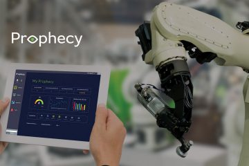 Prophecy IoT, a Complete Industrial IoT Solution, Named a Finalist in the Control Engineering 2019 Engineers' Choice Awards Program