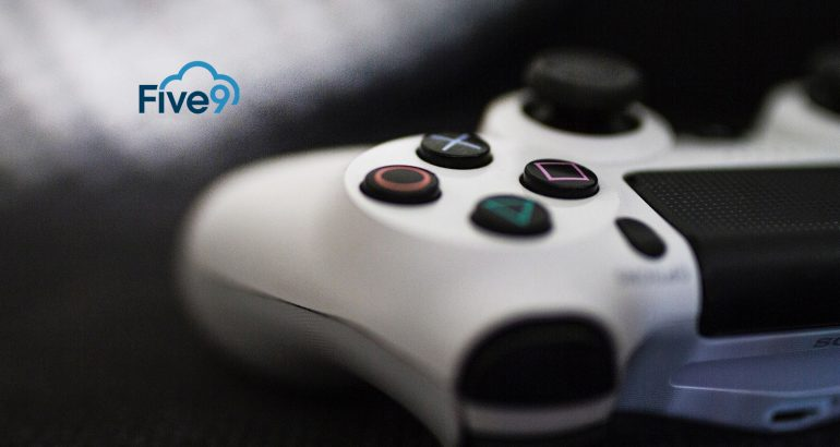 Gaming Manufacturer Chooses Five9 to Meet Compliance for Contact Center