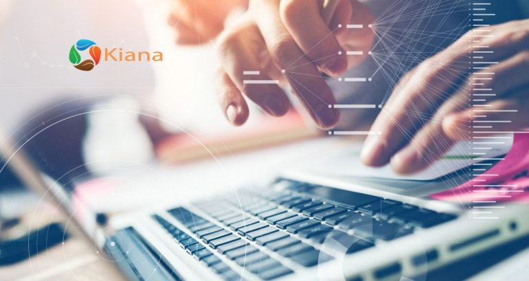 Kiana Announces New Patent for Internet of Persons (IoP) Platform, Technology Integrations, Awards, and Other 2018 Achievements