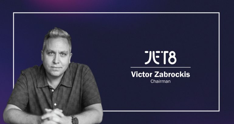 Interview with Victor Zabrockis, Chairman at JET8 Foundation