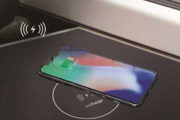 Wireless Charging Makes a World's First Debut on South Western Railway Trains in the UK.