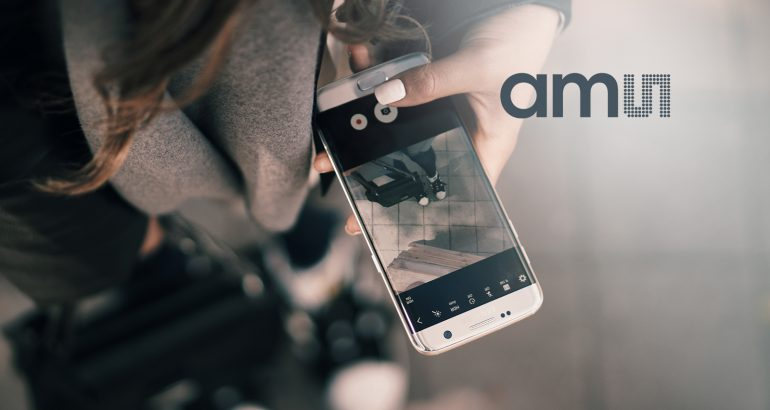 Ams and Qualcomm Technologies to Focus Engineering Strengths on Active Stereo Camera Solution for Mobile 3D Applications