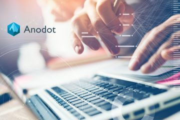 Anodot Brings Autonomous Analytics Solution to Amazon Web Services Marketplace