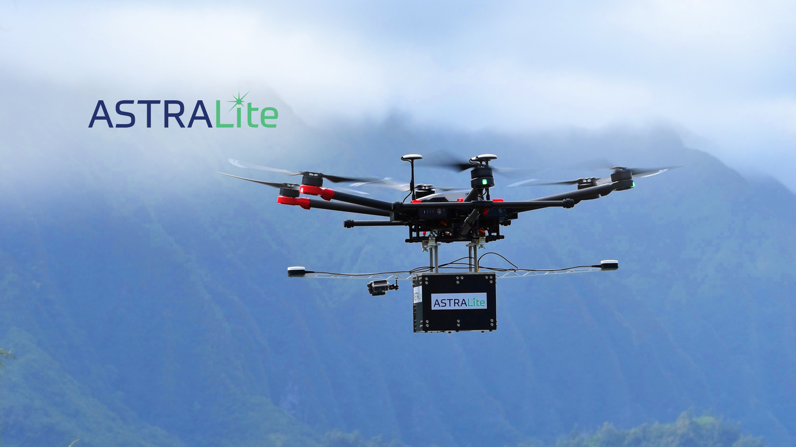 ASTRALiTe Demonstrates Scanning Topo–Bathy LiDAR System on