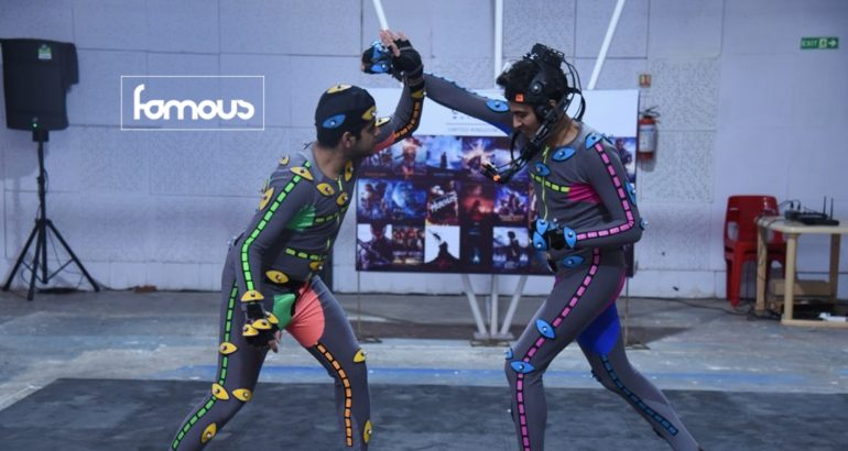 First-Ever International Standard Motion Capture Lab Arrives In India