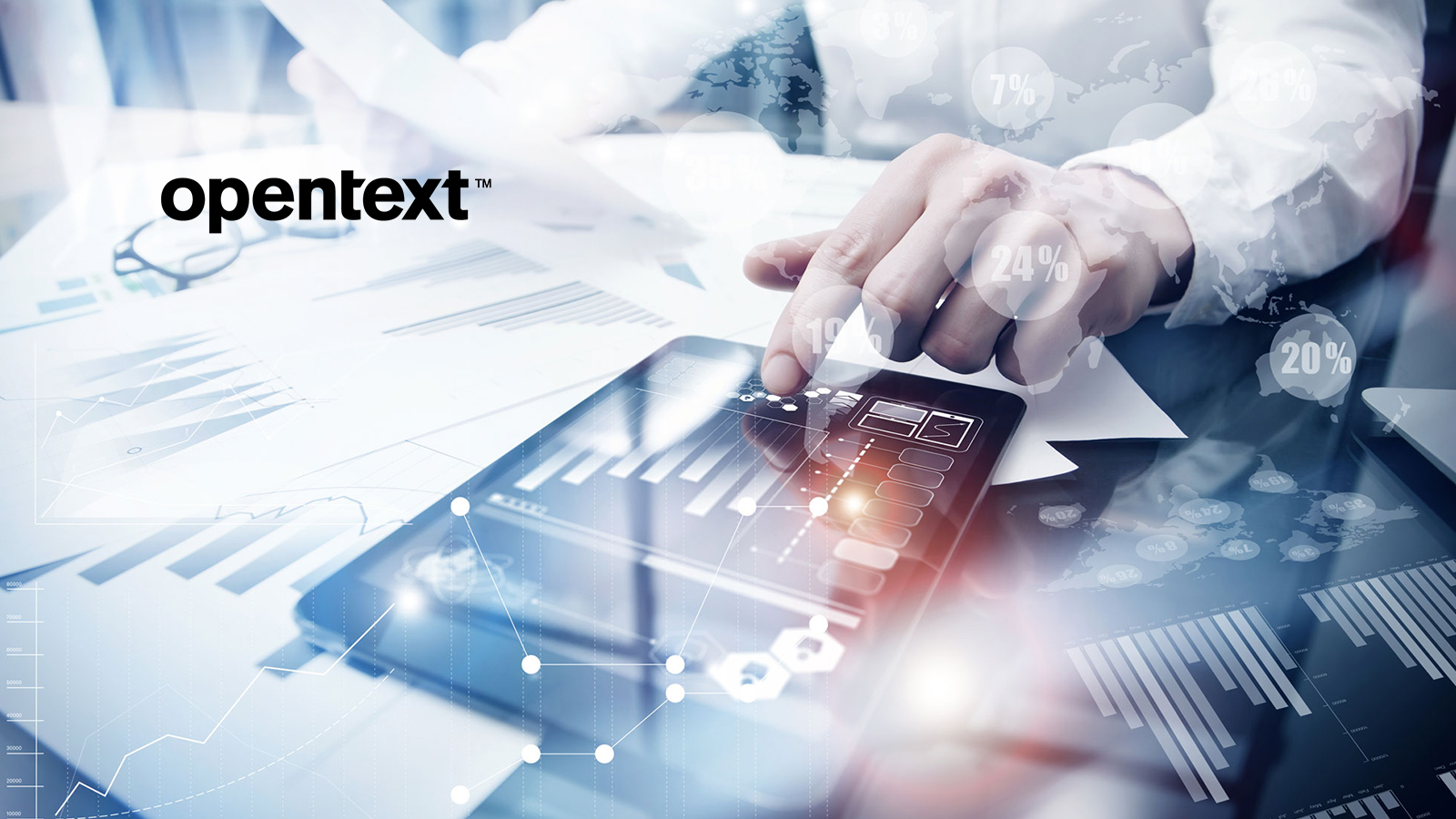 OpenText Partners With Google Cloud For Connected Enterprise