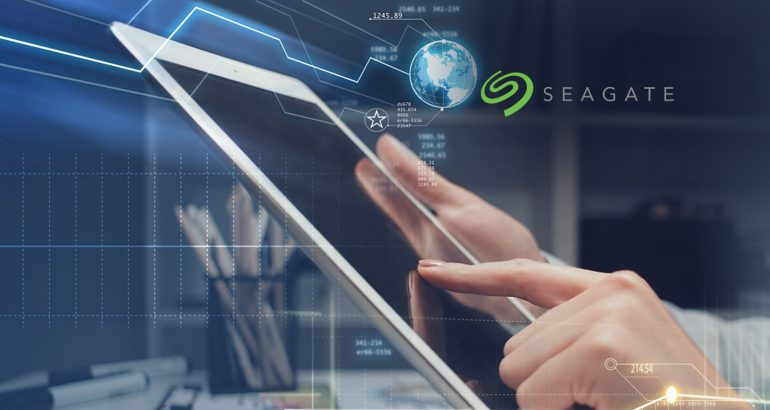 Seagate Launches New Data-Readiness Index Revealing Impact Across Four Global Industries as 30 Percent of Data Forecasted to Be Real-Time by 2025