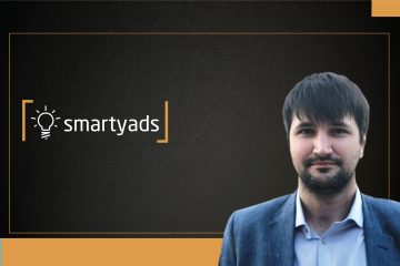 Interview with Ivan (Ive) Guzenko, CEO at SmartyAds