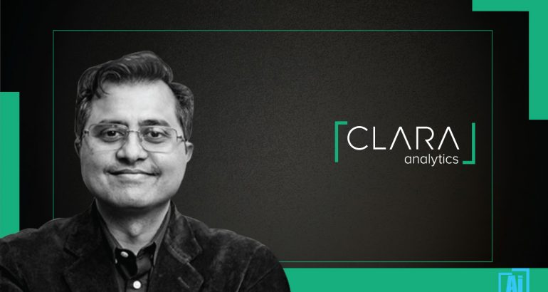 Interview with Jayant Lakshmikanthan, CEO and Founder, CLARA analytics