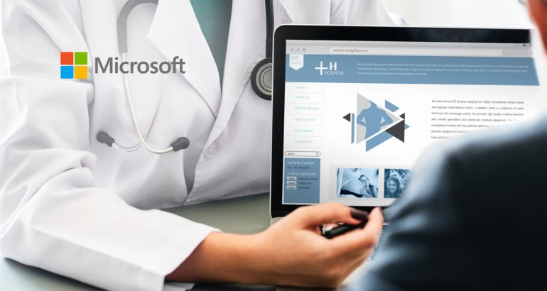 Microsoft Enters the Indian Healthcare Market with Its AI Capabilities