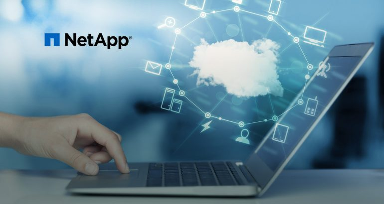 NetApp Builds on Its Cloud Leadership in Global Markets