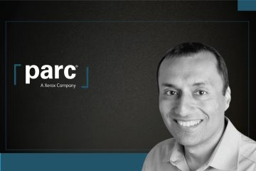 Interview With Raj Minhas, VP, Director of Interaction and Analytics Laboratory at PARC, a XEROX Company