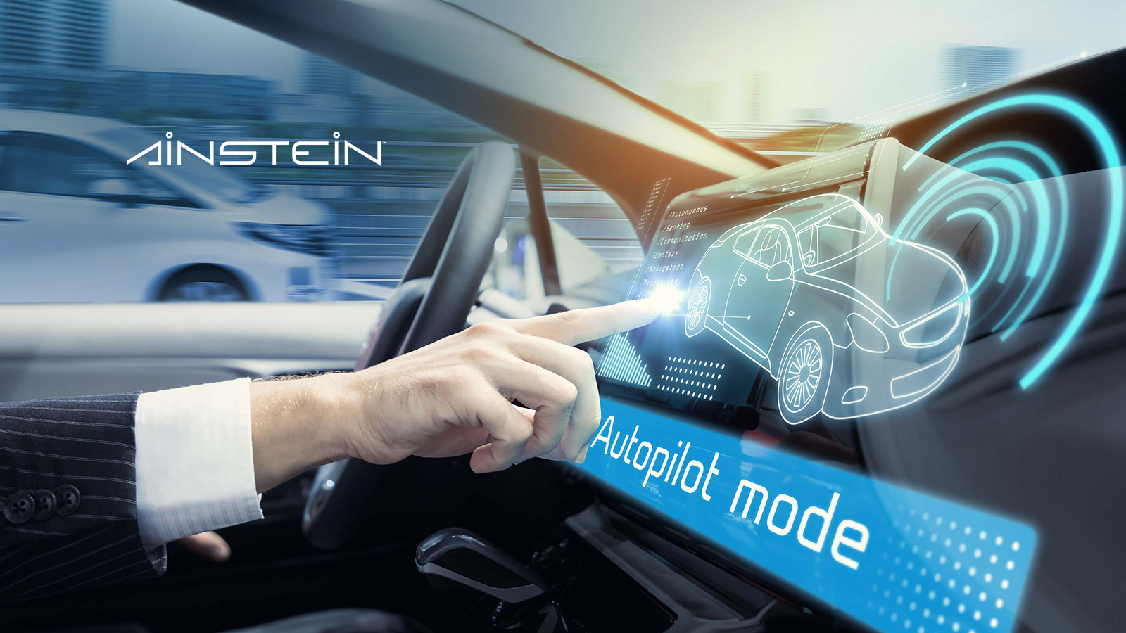 Ainstein Announces Full Support for Customizable Building Automation