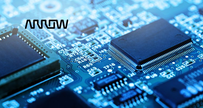 Arrow Electronics to Present at the J.P. Morgan Tech Forum at the 2019 International CES