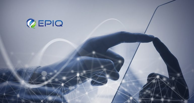 EPIQ Collaborates with Canon Information and Imaging Solutions, Inc.