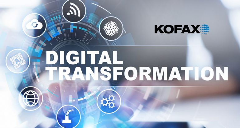 Kofax RPA Wins DM Award for AI / Robotic Process Automation Product of the Year