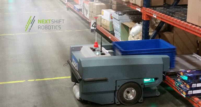 NextShift Robotics Signs Reseller Agreement with Hy-Tek Material Handling, Inc.