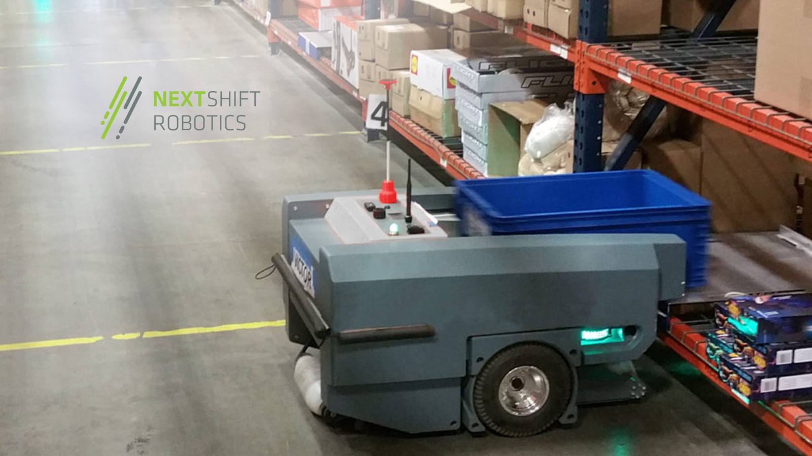 NextShift Robotics Signs Reseller Agreement with Hy-Tek