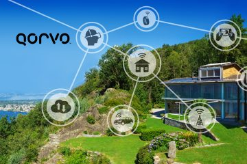 Qorvo Showcases Breadth of IoT Solutions at CES with Core RF Technologies