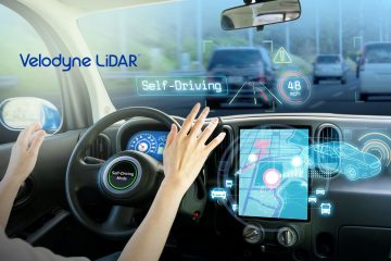 Velodyne Lidar Announces Collaboration with Nikon in Technology Development and Manufacturing