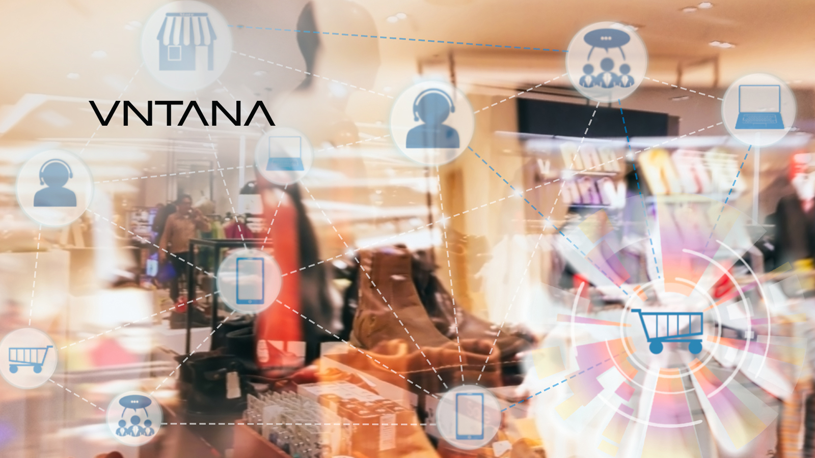 VNTANA & Mall of America Launch First-Ever Interactive