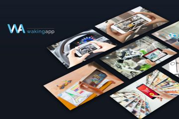 Wakingapp, Provider of an Augmented Reality (AR) Toolset, Announces a New Round of Funding