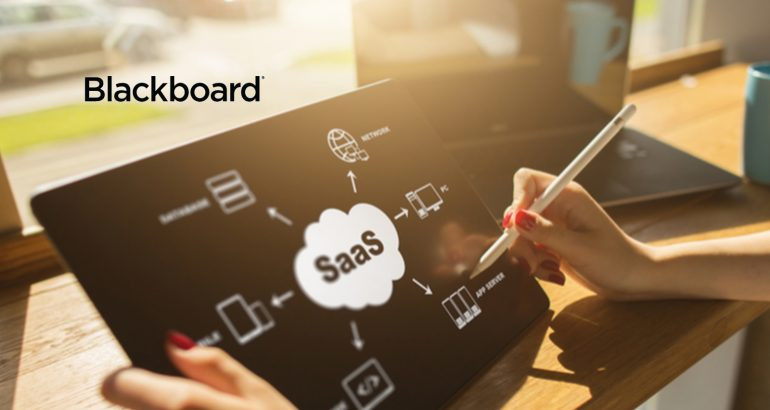 SaaS Deployment Of Blackboard Learn Continues To Gain Momentum Around The World