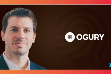 Interview with Cédric Carbone, CTO at Ogury