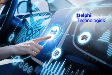 Delphi Technologies Collaborates with Tomtom on Intelligent Driving