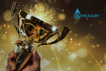 GTreasury Awarded Best Customer Experience in Treasury Technology