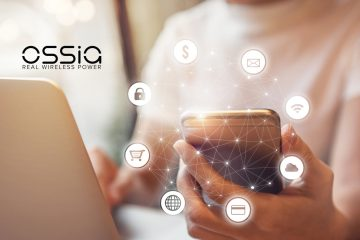 Ossia Partners with Xirgo Technologies to Create Wirelessly Powered IoT Tracking Solutions
