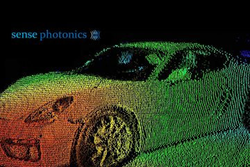 Sense Photonics and Infineon Partner to Build the Next Generation of Solid-State Flash LiDAR