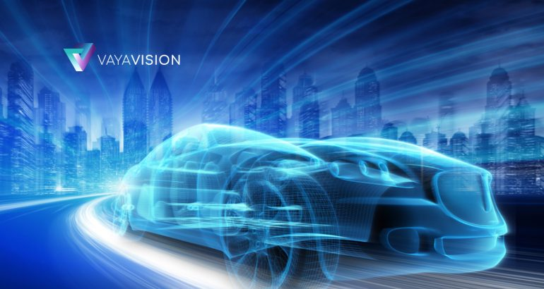 VAYAVISION Launches VAYADrive 2.0, a Software-Based Autonomous Vehicle Environmental Perception Engine