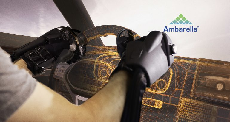 Ambarella Introduces CV25 SoC with CVflow Computer Vision to Enable the Next Generation of Mainstream Intelligent Cameras