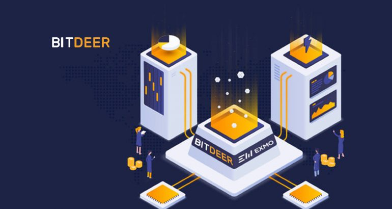 BitDeer.com Experiences Massive Growth With Over 50,000 Daily Average Users