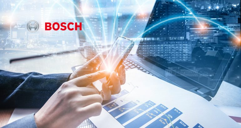 CES 2019: Bosch Extends Its Position as a Leading IoT Company