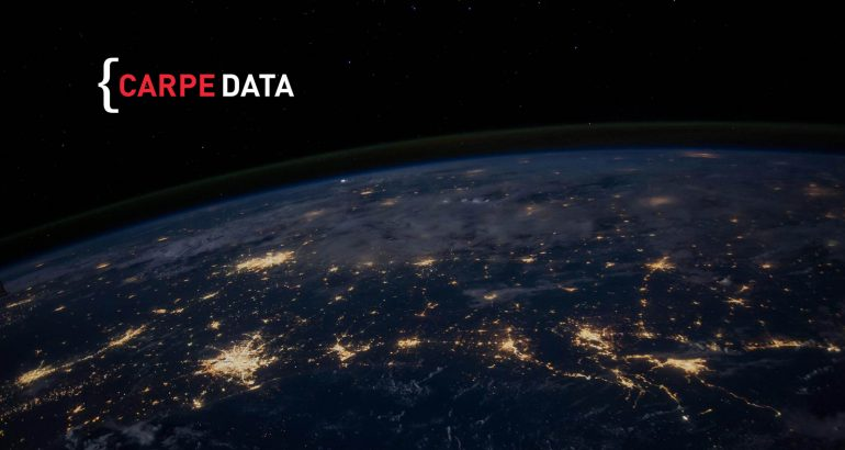 Greg Jones Appointed as Chief Data Officer of Carpe Data