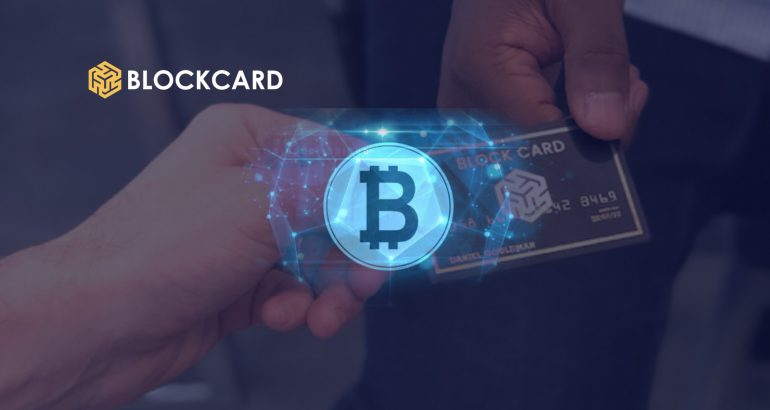 Ternio Introduces CryptoCurrency BlockCard Enabling Users to Spend Bitcoin, Ethereum, and Stellar Lumens Anywhere Credit Cards Accepted.