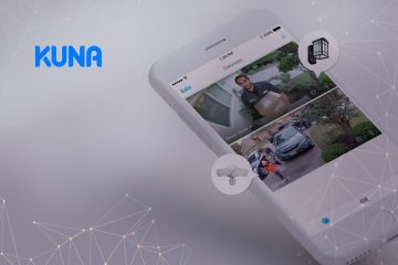 Kuna Announces the Design for the Industry's First Dual Camera Smart Doorbell. First Licensee Maximus to Release the Answer DualCam Video Doorbell in 2019
