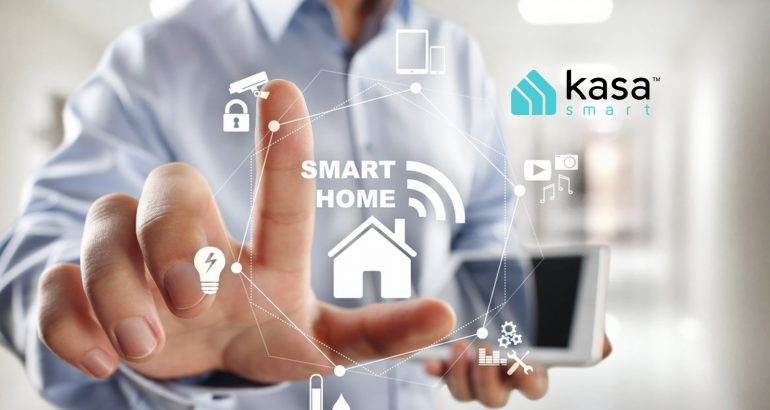 Kasa Smart Introduces Powerful AI and Cloud-Based Platform for Cross-Product Interaction, Creating a True Smart Home Experience