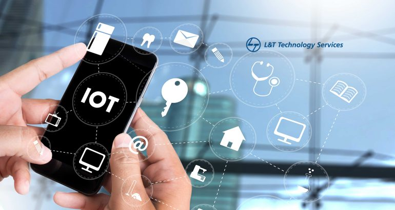 L&T Technology Services Wins IoT Platforms Leadership Award 2018 for Its Integrated MCare Solution Powered by UBIQWEISE 2.0™