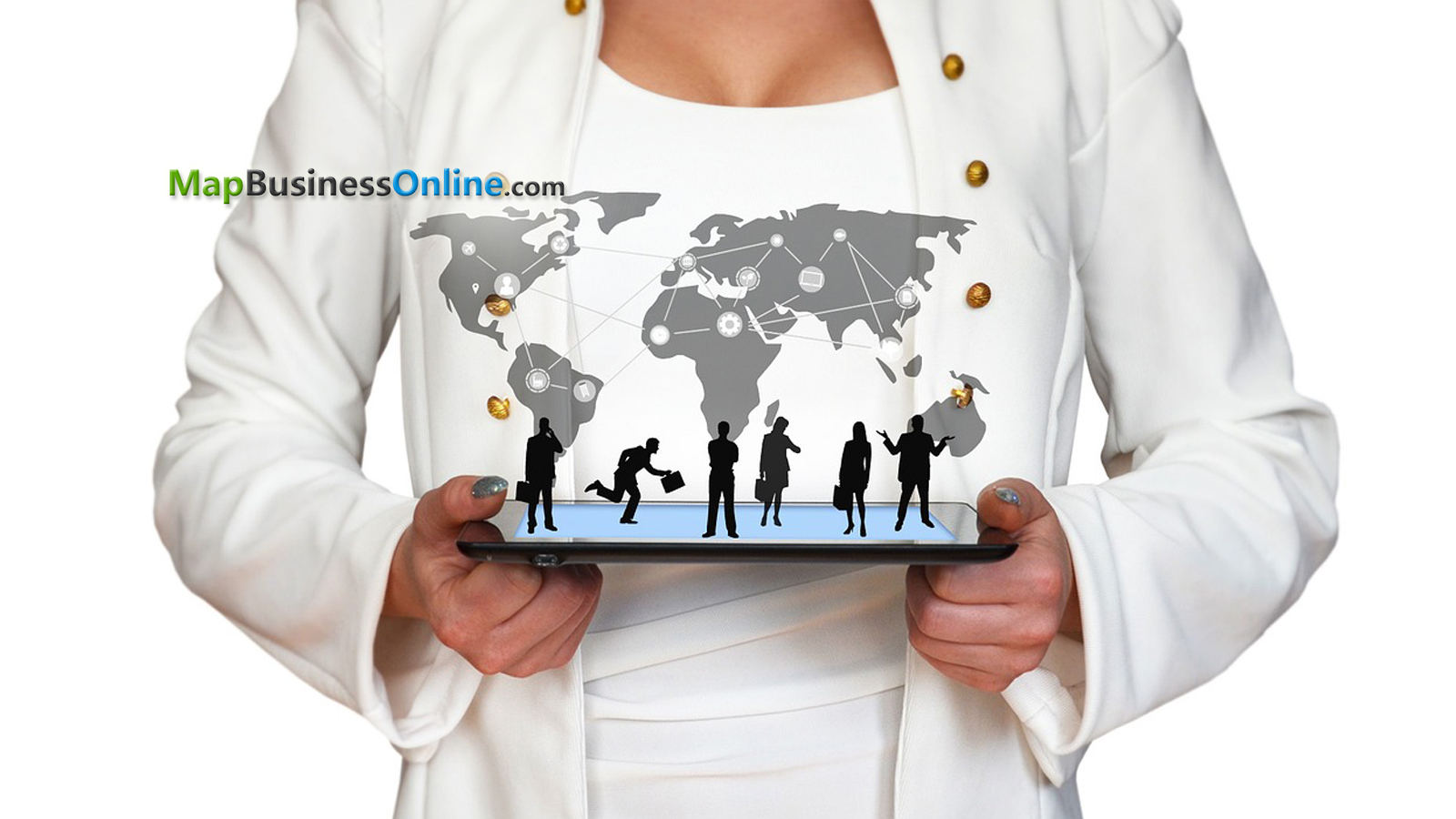 MapBusinessOnline.com Releases Business Listings for ... on map business people, gis maps online, map games online, home business online, restaurant business online, mind map online, map business software,