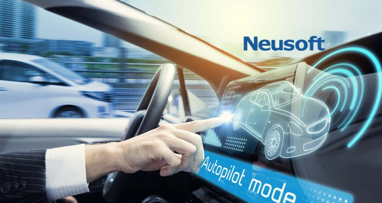 Neusoft Reach Releases Intelligent Connected Vehicle (ICV) Products at CES 2019