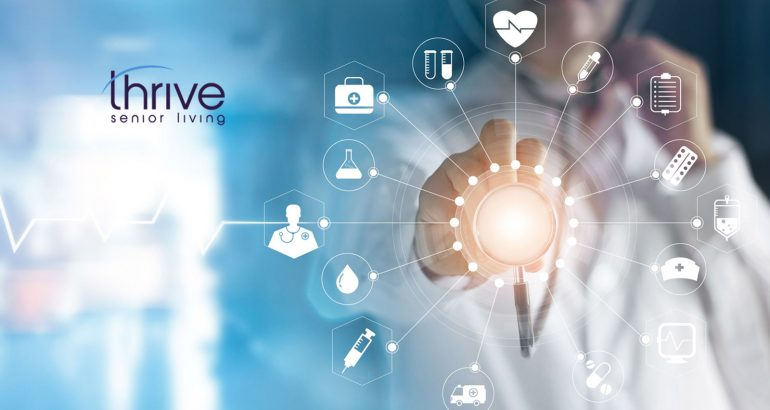 Thrive Senior Living Launches Artificial Intelligence Inside All Communities in 2019